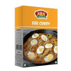 NBN 50 g Egg Curry Masala, Packaging: Packet