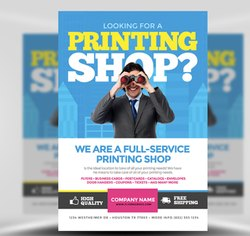 Paper Template Printing Service, Jaipur