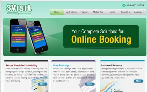Visit Appointment Booking System in Eachanari, Coimbatore