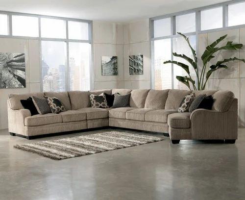 8 Seater Corner Sofa Set