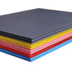 Polypropylene Hollow Corrugated Sheets