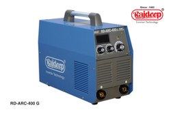 Rajdeep RD ARC 400G IGBT Inverter Welding Machine