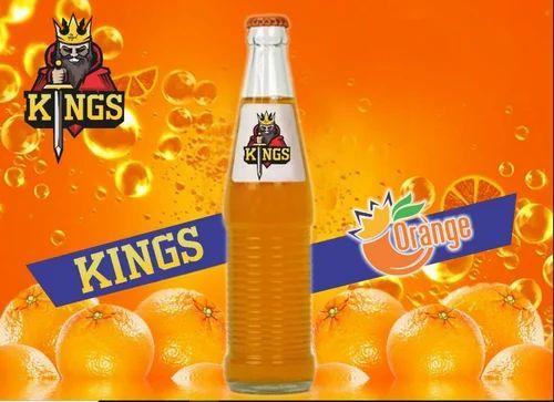 Royal Kings Orange Soft Drink, Packaging Type: Bottles | ID