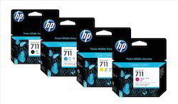HP 711 Inkjet Cartridges