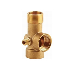 Brass 5 Way Connector Pressure System