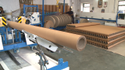 Paper Tube Winder (CCW Model)
