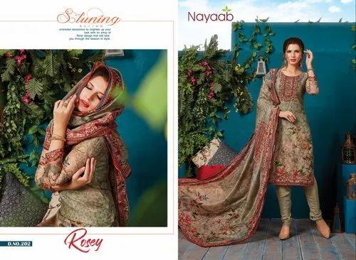 d0c350277f Designer Salwar Kameez. ROSEY BY NAYAAB. Request CallBack. Churidar Salwar  Suit