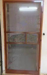 Aluminum Door Mosquito Net