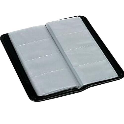 Black Bev Dev Business Card File Folders Rs 55 Piece Shree Yam
