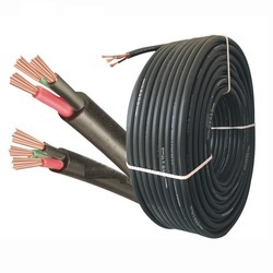 METCAB Black PVC Insulated Electrical Wires