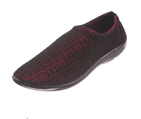 Pu Flite Maroon Ladies Casual Shoes Pub 06 At Rs 254 58 Pair