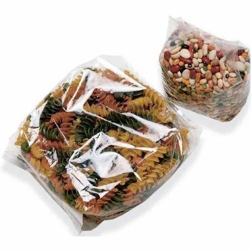 Food Packaging Poly Bag
