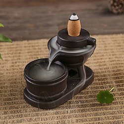 Rawsome Shack Backflow Incense Burner