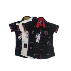 Kids Party Wear Designer Shirt