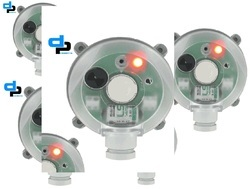 Dwyer BDPA-08-2-N Adjustable Differential Pressure Switch