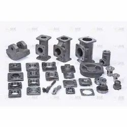 Grey Machined Cast Iron Casting, For Industrial