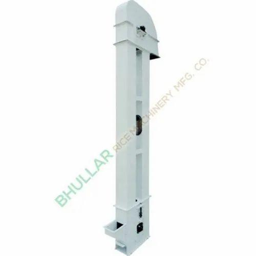 Bhullar Rice Machinery Mild Steel Highly Compatible Elevator