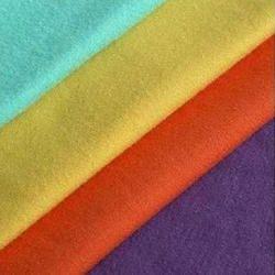 Spun Grindle Fleece With Raising Fur Woven Fabrics