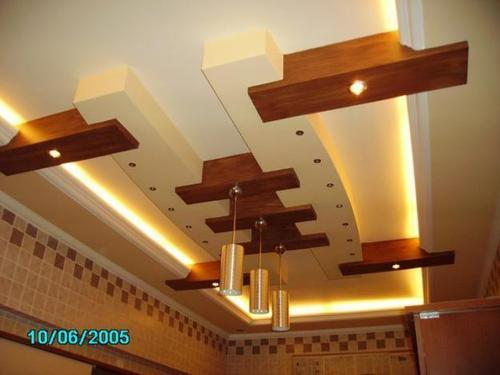 Armstrong Ceiling Entrance POP Work Manufacturer From Pune
