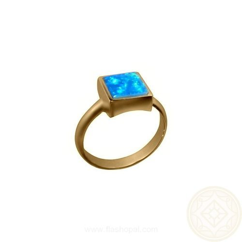 Natural Blue Sapphire Ring (neelam)