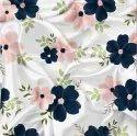 Digital Printed Floral Pattern Fabrics