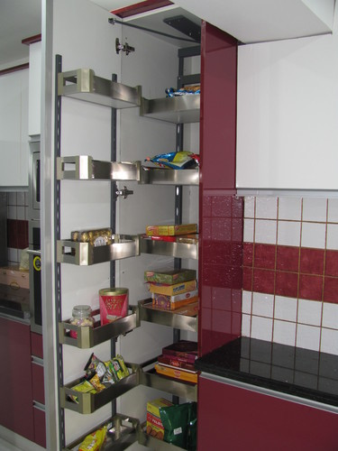 Semi Modular Kitchen Design At Rs 175000 Unit स म म ड य लर क चन सर व स स म म ड य लर रस ई क स व ए Modular Kitchen Creative Interior Decor Delhi Id 14642252191
