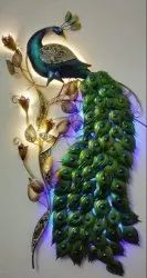 Antique LEd Peacock