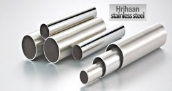 304 Stainless Steel Pipe, Size: 5/8 Inch