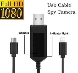 Wireless Mini USB Cable Spy Camera Hd 1080p