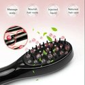 Head Massager Hair Brush With Oil Tank
