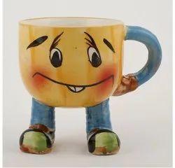 Ceramic Cartoon Milk Mug