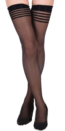 02da157b9 Women Nylon Black Color   s Stocking