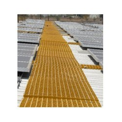 FRP Solar Walkway Grating