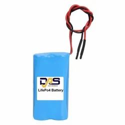 6Ah 3.2V LiFePO4 Battery