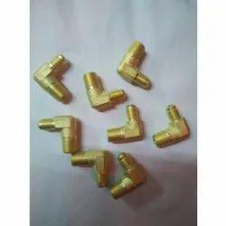Brass Box Flare Elbow, for Gas Pipe, Size: More Than 1.5 Inch