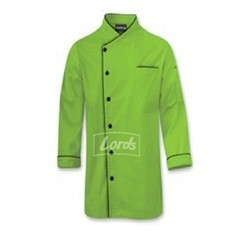 Chef Coat Executive Chef Wear Florescent Green