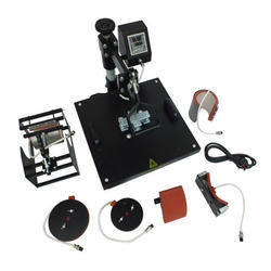 5 In 1 Heat Press Machine