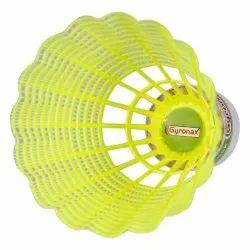 Plastic Badminton Shuttlecock