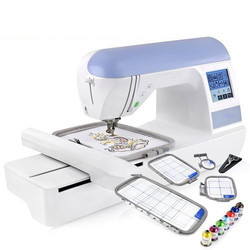 Portable Logo Embroidery Machine