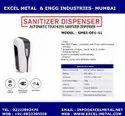 Automatic Sanitizer Dispenser / Automatic Soap Dispenser