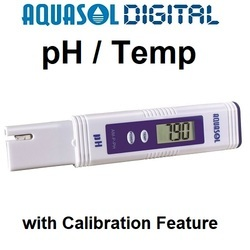 Aquasol White Pen Type pH Meter, Model No.: AM-P -PH