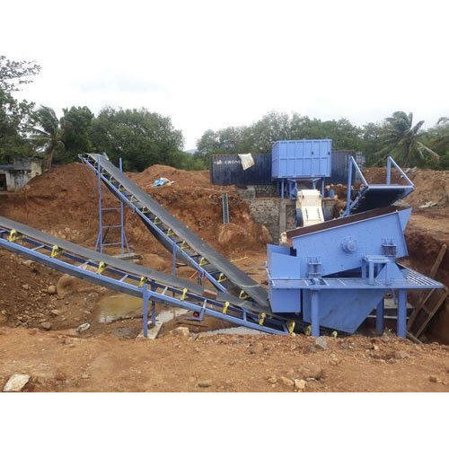 Crusher Plants Turnkey Project