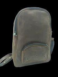 Buffalo Leather Backpack