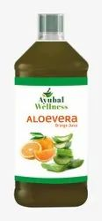 Aloevera Orange Juice