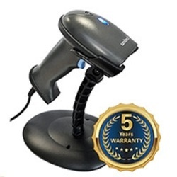 Unitech MS - 836 - 1 D Laser Scanner with stand