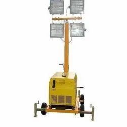 Mobile Lighting Tower Rent Service