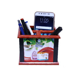 Intas Mobile and Pen Holder
