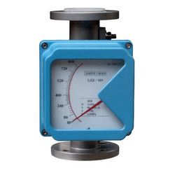 Horizontal Mounting Type Rota Meter
