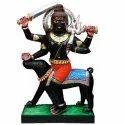 Marble Bhairav Baba Statue