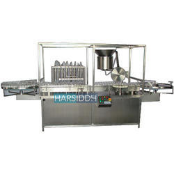 Injectable Glass Vial Filling Stoppering Machine